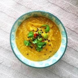 Fig+Rye Butternut Squash Soup