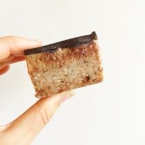 Fig+Rye Caramel Slice Chocolate