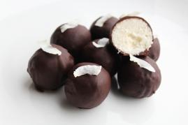 Fig+Rye Coconut Bliss Balls