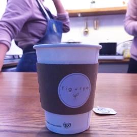 Fig+Rye Food Trailer Hot Tea Nikita