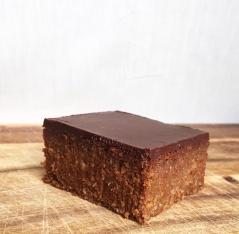 Fig+Rye Sweet Potato Brownie