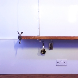 Fig+Rye Trailer Shelf Kitchen
